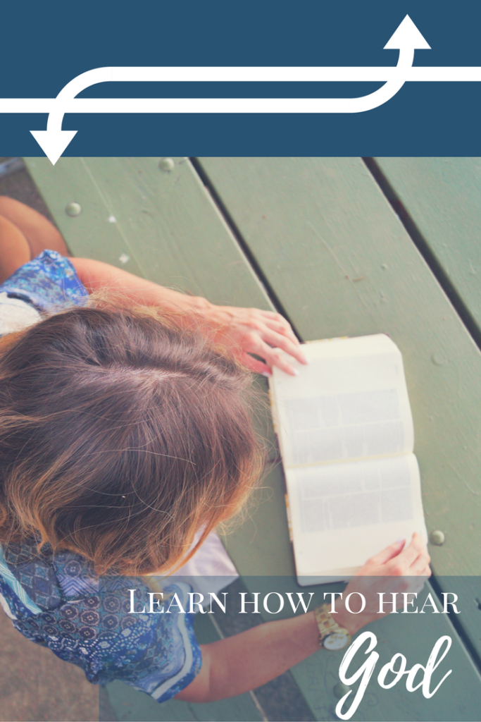 Would you like to learn how to hear God? Read our article!