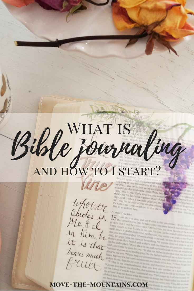 Have you been wondering what Bible journaling is and how to start? Read our helpful article to learn more!