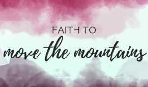 Move the Mountains inspirational art