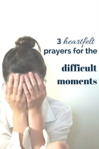 Need help praying right now? See our heartfelt, short prayers to help you through this time.