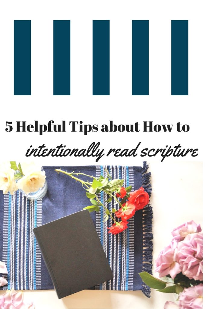 Need some ideas on how to read Scripture? Check out our article!