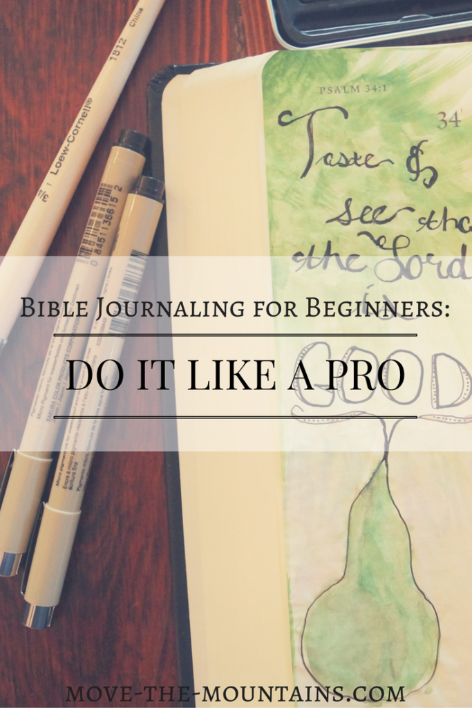 Want to get started with Bible journaling but don't know where to start? Check out our Bible journaling for beginners guide!