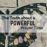 Do you want to access the power of prayer? Tune into our article to get the step by step process!