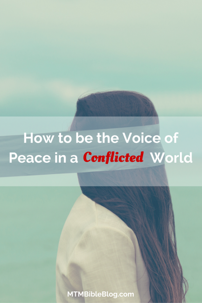 Learn how to bring peace to any conflict!