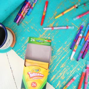 Looking for affordable Bible journaling art supplies? Check out our crayons!