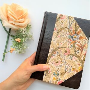 Looking for a small way to get into Bible journaling? Consider the Psalms Journaling Bible! It has large font and generous space for notes and art.